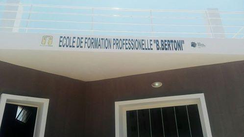 """Scuola di formazione professionale """" Brunello Bertoni"""""""